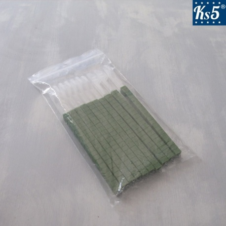 200 GREEN CLIPS