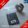 BLACK REFILLS 24