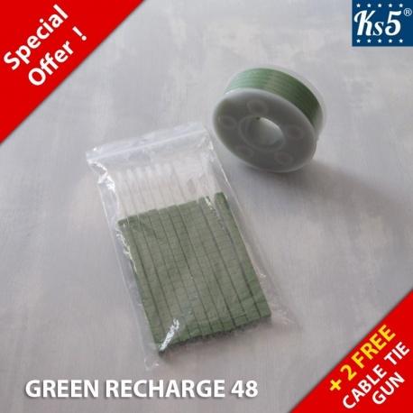 GREEN REFILLS 48