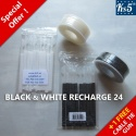 BLACK & WHITE REFILLS 24
